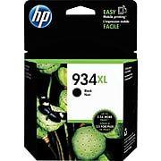 HP 934XL Black Ink Cartridge C2P23AN140 High Yield | Staples