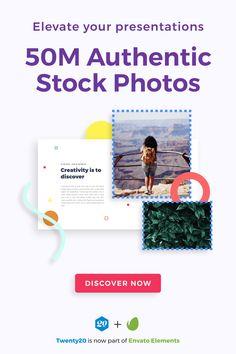 High-Quality Stock Photos for Your Presentation!