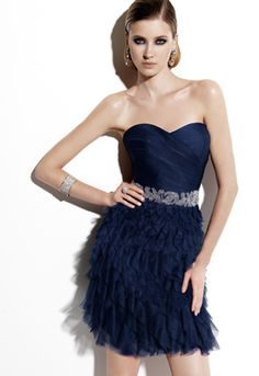 """Pronovias """"It's My Party"""" gown 3209. This gown is currently 50% off!"""