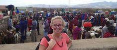 The faszination of Massai Land – Bridge of Hope White Women, Solar Panels, Goats, Bridge, Middle, Textiles, Colorful, Vegetables, Best Deals