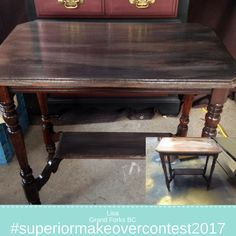 Superior Makeover Contest #superiormakeovercontest2017 Spice Things Up, Dining Table, Furniture, Home Decor, Dining Room Table, Decoration Home, Room Decor, Home Furniture, Interior Design