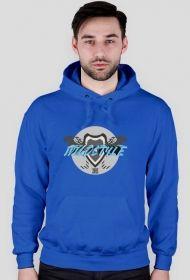 bluza z kapturem herb niebieska Wildstyle, Hoodies, Sweatshirts, Herb, Sweaters, Fashion, Moda, Grass, Fashion Styles