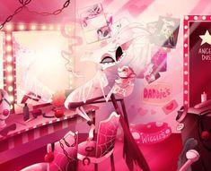 Vivziepop - Angel Dust's room