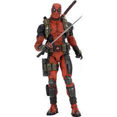 Marvel Deadpool Action Figur 1/4