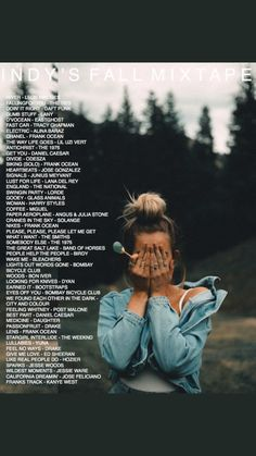 Music Mood, Mood Songs, New Music, Fall Playlist, Song Playlist, Songs To Sing, Music Songs, Makeout Tips, Music Recommendations