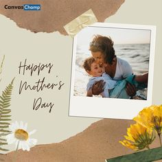 We salute and celebrate all the wonderful mothers out there who are often the glue that holds families together. Cheap Canvas Prints, Custom Canvas Prints, Photo Canvas, Happy Mothers Day, Families, Art, Art Background, Kunst, Mother's Day