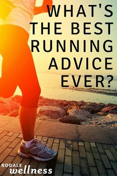 Lace up! It's time to get moving with these motivational quotes about running. | Rodale Wellness