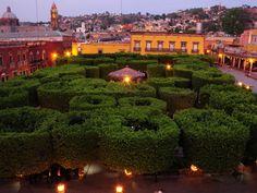 Jardín Principal, San Miguel de Allende