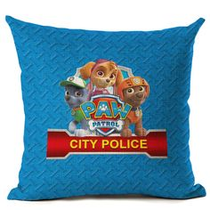 Puppy la Patrulla Canina  patrol cushion cover Everest Spain Paw  Dog Kids Gifts Decorative Cartoon cojines almofadas #>=#>=#>=#>=#> Click on the pin to check out discount price, color, size, shipping, etc. Save and like it!