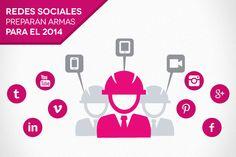 ¿Qué pasará con las redes sociales en 2014? Haz clic en la imagen