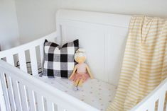 Project Nursery - Logan's nursery