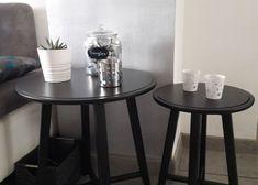Bout de canapé : tables gigognes ikéa