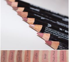 Make up Nyx lip liners More Easy Does It With Robotic Lawn Mowers Article Body: Everything is automa Makeup To Buy, Makeup Swatches, Kiss Makeup, Drugstore Makeup, Beauty Makeup, Nyx Lip Liner Swatches, Mac Lip Liner, Makeup Trends, Makeup Inspo
