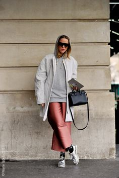 Paris Fashion Week, Autumn Winter Ready to Wear Season, 2016.