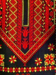 Palestinian cross stitch sue Shennek