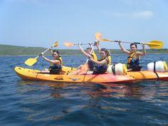 KATAYAK FORNELLS. La mayor oferta en deportes de aventura: Rutas en kayaks · Rutas en lancha y snorkel en la reserva marina norte, Rutas BTT, Motos de agua, Senderismo, Buceo, Multiaventura, Alquiler de bicicletas y kayaks. www.katayak,net