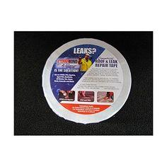 "White Eternabond Mobile Home RV Rubber Roof Repair 4"" x 10' EternaBond http://www.amazon.com/dp/B003RW29FW/ref=cm_sw_r_pi_dp_.NFcvb180G22W"