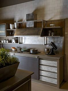 Industrial Chic Life Style