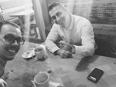 """🇬🇧""""today is sunday most people eating lunch and we are here and talking about something what doesnt exists yet"""" one of #thought from meeting with my friend Robo, we always talking about our experience. Robo is really good on social media. He knows how to sell #coffee and bake #cakes 🍰 I love his Cake party. 🎉🎊 🇸🇰"""" dnes je nedeľa, mnoho ľudí práve obeduje a my tu rozprávame o niečom čo zatial neexistuje"""" jedna z myšlienok zo stretnutia s kamošom Robim, vždy si vymieňame skúsenosti zo…"""