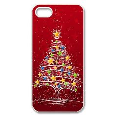 Merry Christmas Tree Hard Case Cover for iPhone 5/5s | Price:$3.72