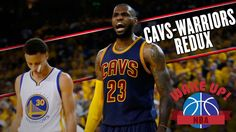 As we approach the 2016 NBA Finals, the stakes are just a little bit high. This should be an epic series.