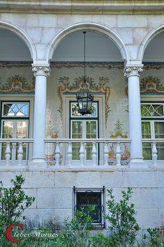 Casarão Palácio São Clemente - Rio de Janeiro - RJ - Brasil