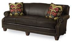 Michael Thomas Lx 604 S leather sofa