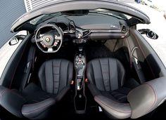 Ferrari 458 Spider Perfetto