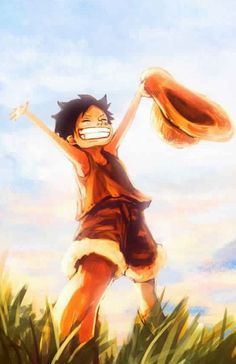 Monkey D. Luffy One piece