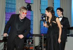 Elton, Elena, Damon
