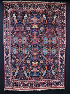 ANTIQUE AFSHAR RUG, AFSHAR TRIBES, SOUTH PERSIA