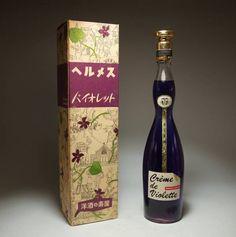古い ヘルメス バイオレット HERMES Creme de Violette 寿屋_画像1