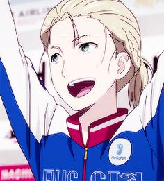 A part of me always wanted him to win, so by the end of the series, I felt so happy!