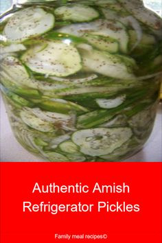 INGREDIENTS 6 c cucumbers, sliced 1 c green pepper, sliced 1 c onion, sliced Liquid: 1 c cider vinegar 2 c white sugar 1 tsp celelry seed 2 . Amish Recipes, Meal Recipes, Canning Recipes, Old Fashioned Chow Chow Recipe, Canning Vegetables, Burger Toppings, Refrigerator Pickles, Homemade Pickles, Fermented Foods
