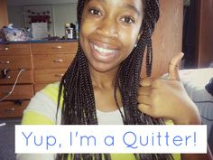 Mandisa is a quitter?! Check out the new blog post to see why!