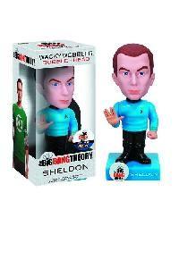 Big Bang Theory - Star Trek Sheldon Collectible
