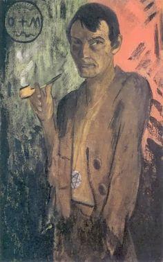 Otto Mueller - Expresionismo alemán - Arte degenerado - María de la Calle - Álbumes web de Picasa