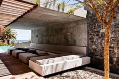 #architecture_hunter Pod Boutique Hotel, in Camps Bay, Cape Town, by Greg Wright Architects