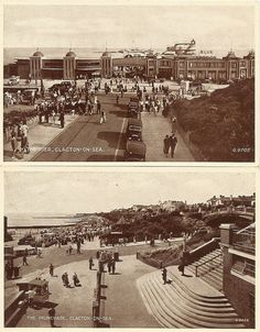 Clacton on Sea Butlins Holidays, Sea Murals, Seaside Holidays, British Seaside, Area 3, Beach Huts, Mural Ideas, Great British, Holiday Photos