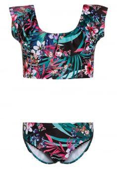Seafolly - TROP VACATION  - Bikini - blackflora