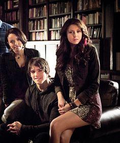 Nina,steven and kat