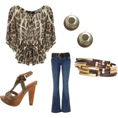 Girls Night Out, created by marilyn052476 on Polyvore
