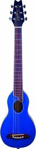 Washburn RO10TB Rover Steel String Travel Acoustic Guitar - Transparent Blue Washburn http://www.amazon.com/dp/B000H928TA/ref=cm_sw_r_pi_dp_ug9Wtb0RETSFJSBV