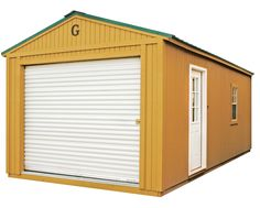 The Portable Garage in our West Division