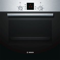 Buy Bosch HBN331E7B Built-In Single Oven, Brushed Stainless Steel Online at johnlewis.com