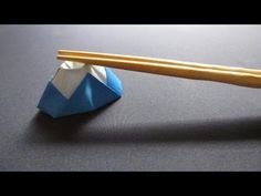 [Tutorial ORIGAMI] Original Mt. Fuji UNESCO World Heritage