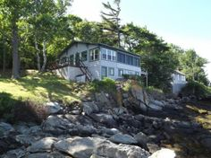 Quiet Spot Vacation Cottage   Linekin Bay   East Boothbay, Maine