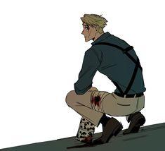 Do I Love Him, Anime Reccomendations, Nanami, Attack On Titan Anime, Manga Games, Art Challenge, Anime Guys, Character Art, Memes