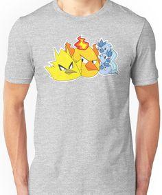 Legendangry Birds Unisex T-Shirt