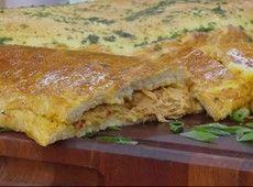 Aprenda A Fazer Delicioso Pastelao De Frango Cremoso Melhor Da